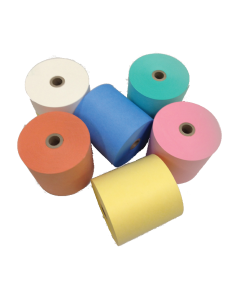 80 x 80 x 12.7 Core Thermal Rolls (Green) Boxed 20s